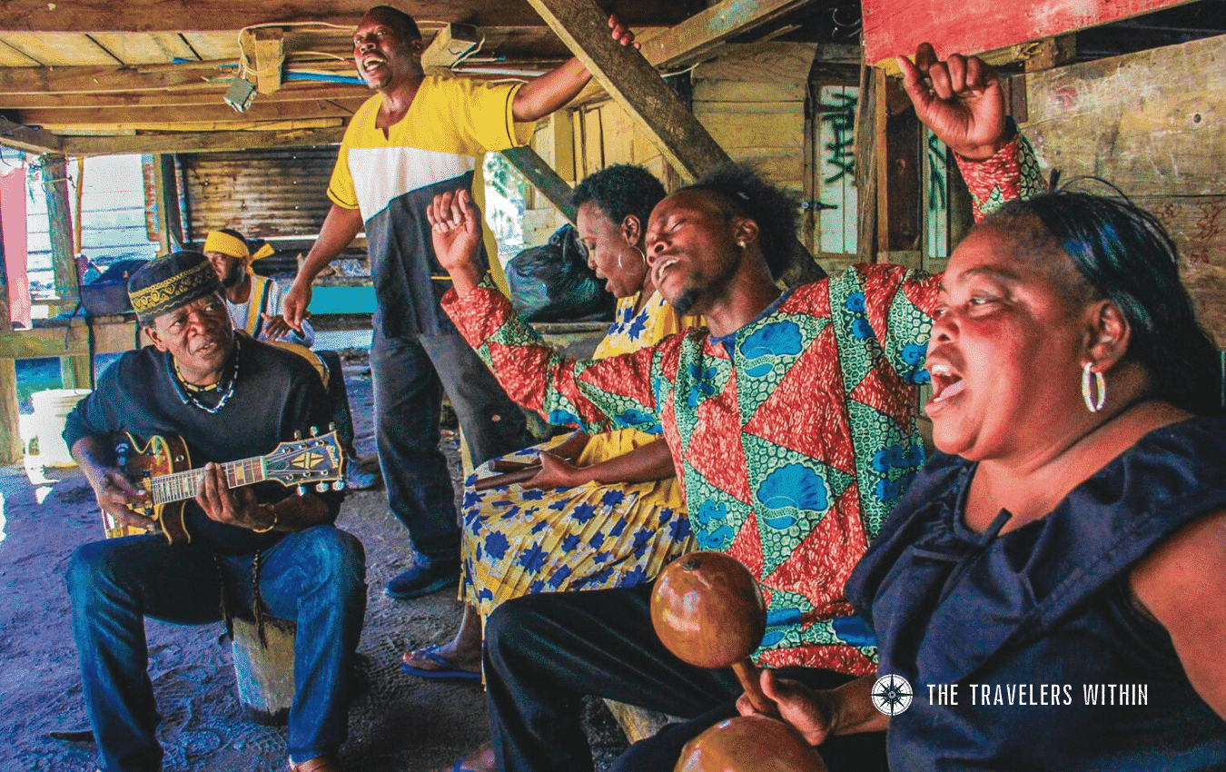 Garifuna Music Belize In The Travelers Within
