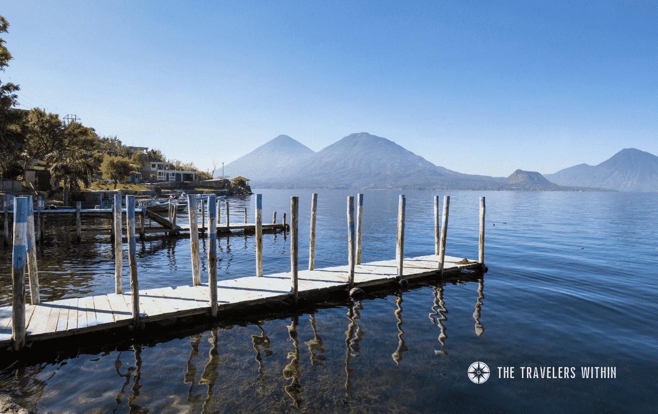 Lake Atitlan Guatemala (a.k.a. Lago De Atitlán) In The Travelers Within