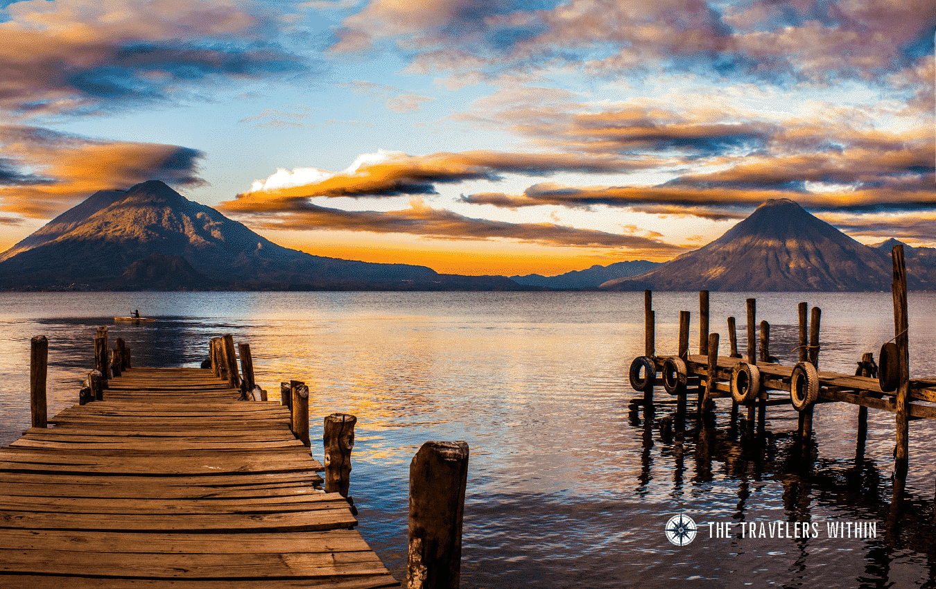 Lake Atitlan Guatemala (a.k.a. Lago De Atitlán) In The Travelers Within