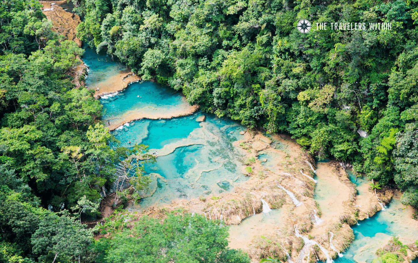 Semuc Champey In The Travelers Within