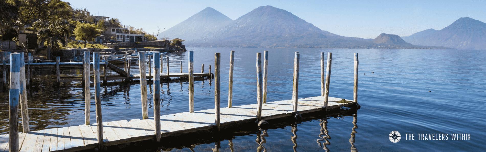 Lake Atitlan Guatemala - Lago De Atitlan Guatemala