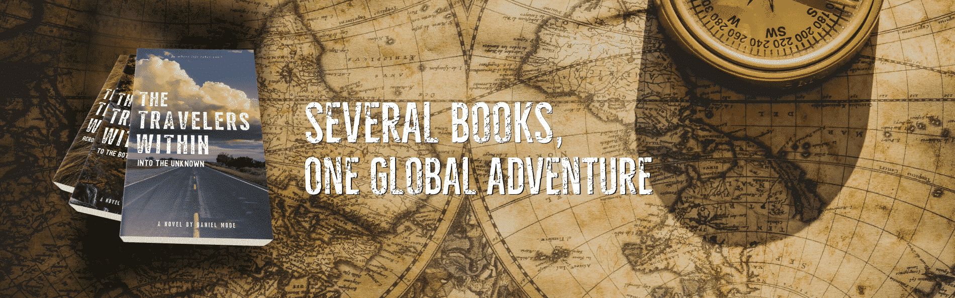 The Travelers Within - Adventure Fiction - Adventure Book Series